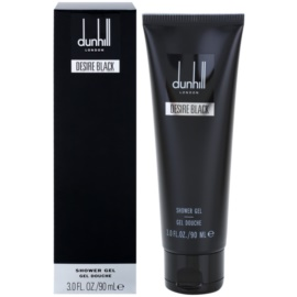 Dunhill Desire Black gel de duche para homens 90 ml