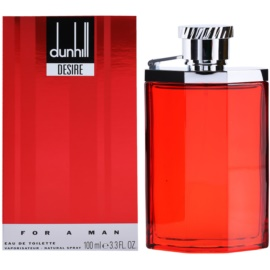 Dunhill Desire for Men Eau de Toilette für Herren 100 ml