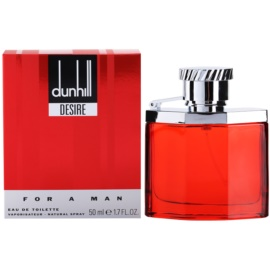 Dunhill Desire for Men Eau de Toilette für Herren 50 ml