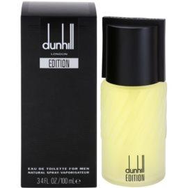Dunhill Dunhill Edition Eau de Toilette für Herren 100 ml