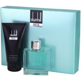 Dunhill Fresh darčeková sada III. toaletná voda 100 ml + balzam po holení 150 ml