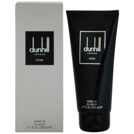 Dunhill Icon sprchový gél pre mužov 200 ml