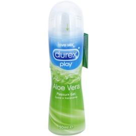 Durex Play Aloe Vera gel lubrificante com aloe vera   50 ml