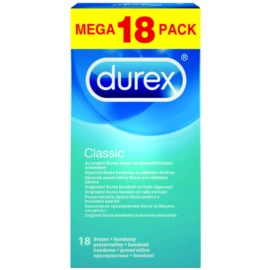 Durex Classic prezervativele sunt in general de încredere (Classic - Love Sex) 18 buc