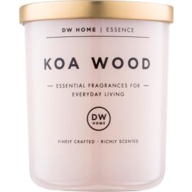 DW Home Koa Wood vonná svíčka 107,7 g