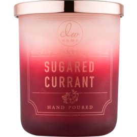 DW Home Sugared Currant lumanari parfumate  107,7 g