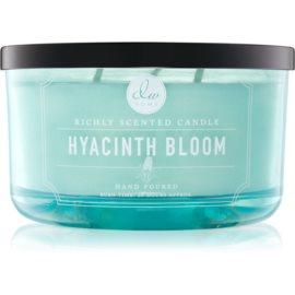 DW Home Hyacinth Bloom vonná svíčka 390,37 g