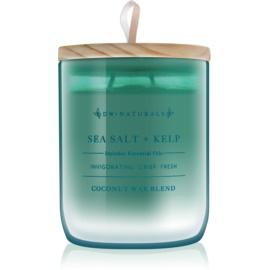 DW Home Sea Salt & Kelp lumânare parfumată  500,94 g