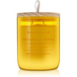 DW Home Pineapple + Papaya vonná svíčka 500,94 g