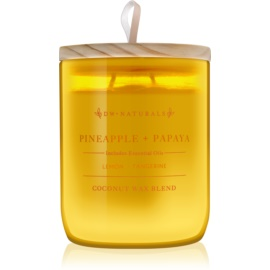 DW Home Pineapple + Papaya Scented Candle 500,94 g