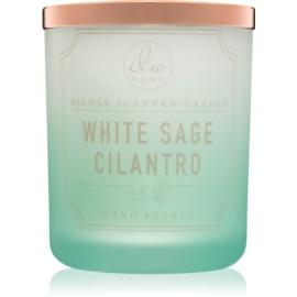 DW Home White Sage Cilantro świeczka zapachowa  107,73 g