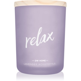 DW Home Relax  ароматна свещ  210,07 гр.