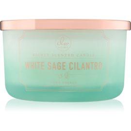 DW Home White Sage Cilantro bougie parfumée 382,44 g