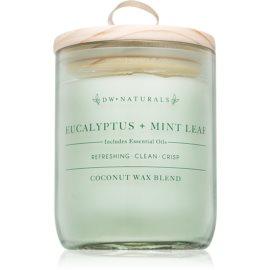 DW Home Eucalyptus + Mint Leaf vonná svíčka 500,94 g
