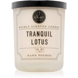 DW Home Tranquil Lotus vonná svíčka 113,4 g