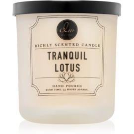 DW Home Tranquil Lotus vonná svíčka 269,32 g