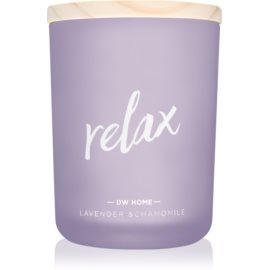 DW Home Relax  ароматна свещ  425,53 гр.