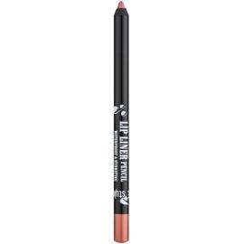 E style Waterproof Lip Liner creion contur pentru buze, waterproof culoare 02 Milk Chocolate 1,4 g