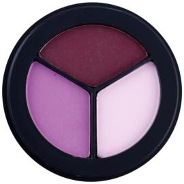 E style Intense Colours cienie do powiek odcień 01 Lilac 4 g