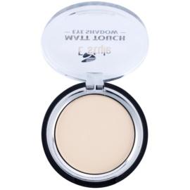E style Matt Touch fard de ochi mat culoare 02 Vanilla 6 g