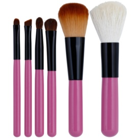E style Professional Brush set perii machiaj  6 buc