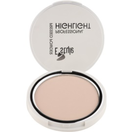E style Professional Highlight Pudra compacta ce ofera luminozitate culoare 01 Pearl Dust 12 g