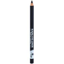 E style Soft & Lasting kajalová tužka na oči odstín 03 Black 1,6 g