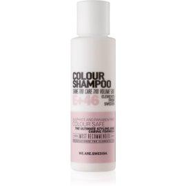 E+46 Colour șampon pentru par vopsit  100 ml