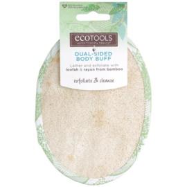 EcoTools Bath & Shower kétoldali peeling kesztyű testre 7111