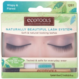 EcoTools Lashes gene  false cu pensula