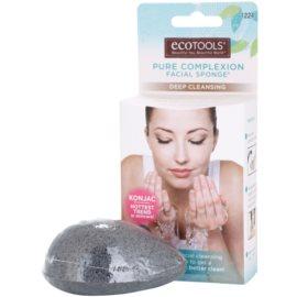 EcoTools Pure Complexion esponja de konjak para limpeza facial profunda 1224