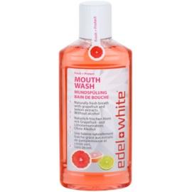 Edel+White Fresh + Protect ústní voda pro svěží dech  250 ml