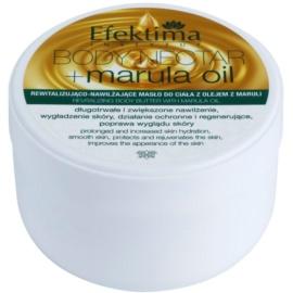 Efektima Institut Body Nectar revitalizační tělové máslo pro jemnou a hladkou pokožku  200 ml