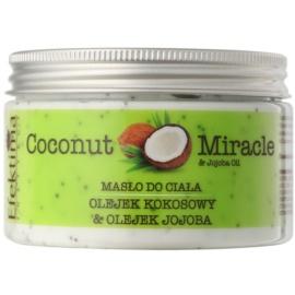 Efektima Institut Coconut Miracle telové maslo s hydratačným účinkom  250 ml