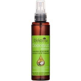 Efektima Institut Coconut Miracle regeneracijsko olje za obraz, telo in lase  150 ml