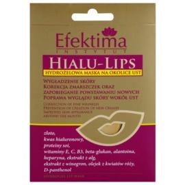 Efektima Institut Hialu-Lips hydrogelová maska na okolí rtů s omlazujícím účinkem