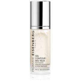 Eisenberg Homme Fresh Eye-Contour Gel To Treat Wrinkles, Swelling And Dark Circles  30 ml