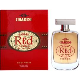 El Charro Red For Woman Eau de Parfum für Damen 100 ml