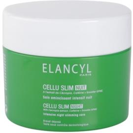Elancyl Cellu Slim intenzivní noční zeštíhlující péče  250 ml