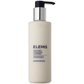 Elemis Advanced Skincare leite de limpeza calmante para pele sensível  200 ml