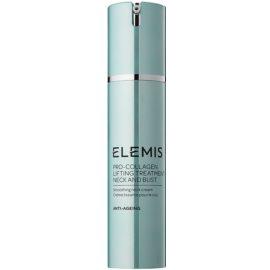 Elemis Anti-Ageing Pro-Collagen creme suavizante  para pescoço e decote  50 ml