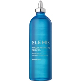 Elemis Body Performance relaxációs olaj a testre  100 ml
