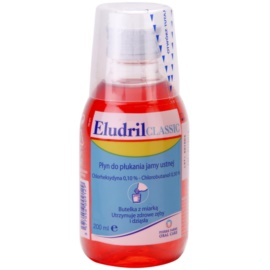 Elgydium Eludril Clasic ústní voda  200 ml