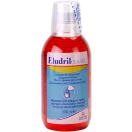 Elgydium Eludril Clasic ústní voda  500 ml
