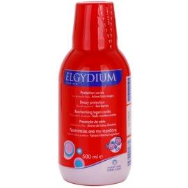Elgydium Junior elixir bocal para crianças   500 ml