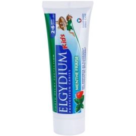 Elgydium Kids zubní pasta pro děti příchuť Strawberry Mint  (2-6) 50 ml
