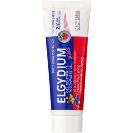 Elgydium Kids Zahnpasta für Kinder Geschmack Fresh Strawberry  (2-6) 50 ml