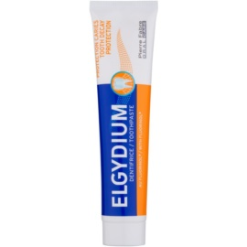 Elgydium Protection Caries fogkrém íz Mint 75 ml