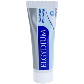Elgydium Whitening Zahnpasta mit bleichender Wirkung  50 ml