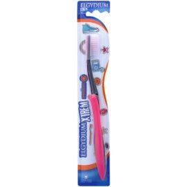 Elgydium XTrem зубна щітка середньої жорсткості Pink